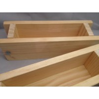 Wooden Tall Thin Mould  1kg